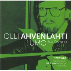 Olli Ahvenlahti & UMO Jazz Orchestra: Seawinds – The Complete YLE Studio Recordings 1976 – 1981 (CD)