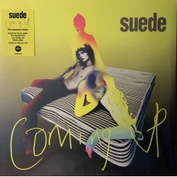 Suede: Coming up (clear LP)