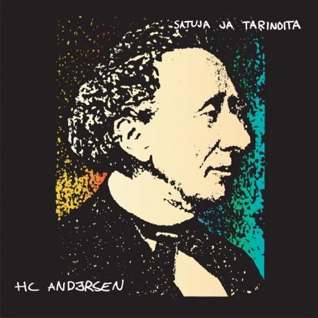 HC Andersen: Satuja ja Tarinoita (CD)