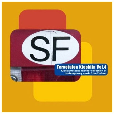 Various Artists: Tervetuloa Kidskin Vol.4 (CD)