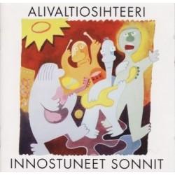 Alivaltiosihteeri: Innostuneet sonnit (CD)