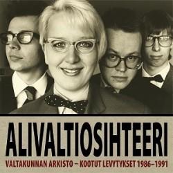 Alivaltiosihteeri: Valtakunnan Arkisto - Kootut levytykset 1986-1991 (CD)