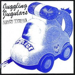 Juggling Jugulars: New Toys (CD)