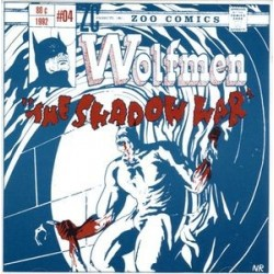 Wolfmen: The Shadow War (CD)