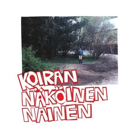 """Koiran Näköinen Nainen: Kesämuistoja EP (7"""")"""