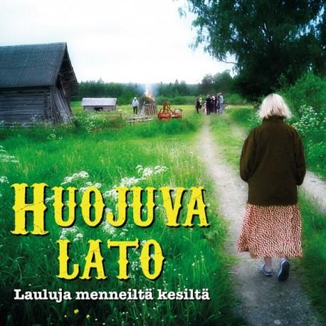 Huojuva lato: Lauluja menneiltä kesiltä (CD)