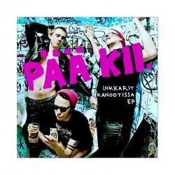 """Pää Kii: Inkkarit kanootissa -EP (7"""")"""