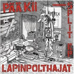 """Pää Kii / Lapinpolthajat: Outo hedelmä -EP (7"""")"""