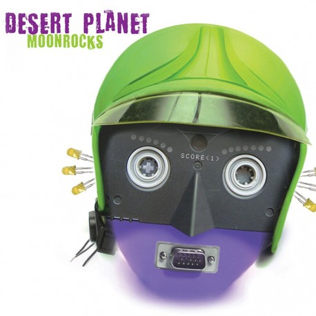 Desert Planet: Moonrocks (CD)