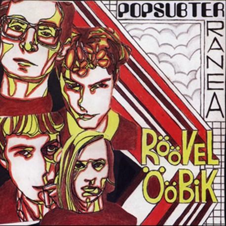 Röövel Ööbik: Popsubterranea *Remastered* (CD)