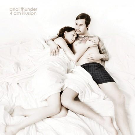 Anal Thunder : 4 am Illusion (CD)