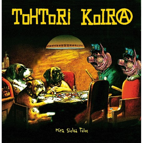 Tohtori Koira: Mitä sieltä tulee (CD)