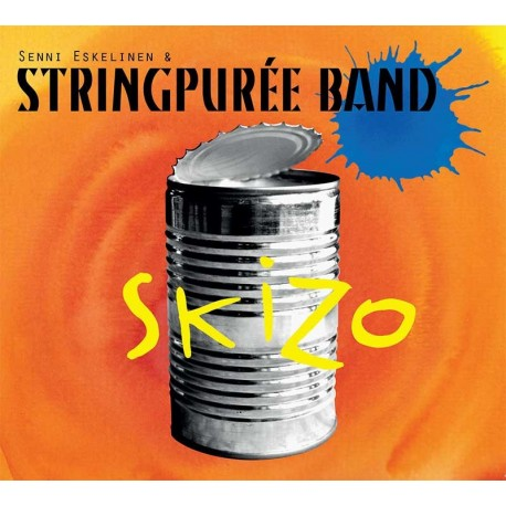 Senni Eskelinen & Stringpurée Band: Skizo (CD)