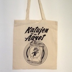 Katujen äänet - shopping bag