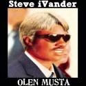 Steve iVander: Olen musta