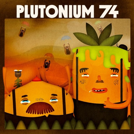 """Plutonium 74: Porkkana ja nauris (12"""")"""