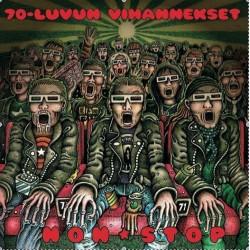 70-luvun Vihannekset: Non-stop (CD)