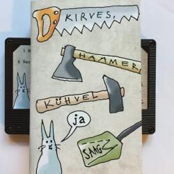 J.M.K.E. : Kirves, haamer, kühvel ja saag (MC)