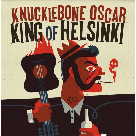 Knucklebone Oscar: King of Helsinki (CD)