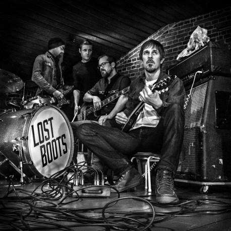 Lost Boots: Come Cold, Come Wind