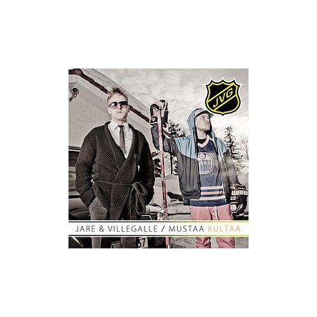 Jare & VilleGalle: Mustaa kultaa (2LP)
