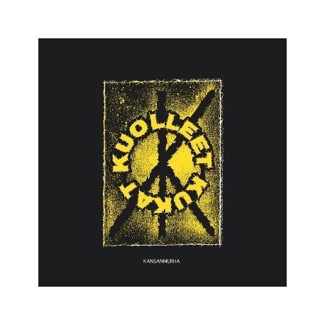 Kuolleet Kukat: Kansanmurha (LP)