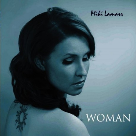 Miki Lamar: Woman (CD)
