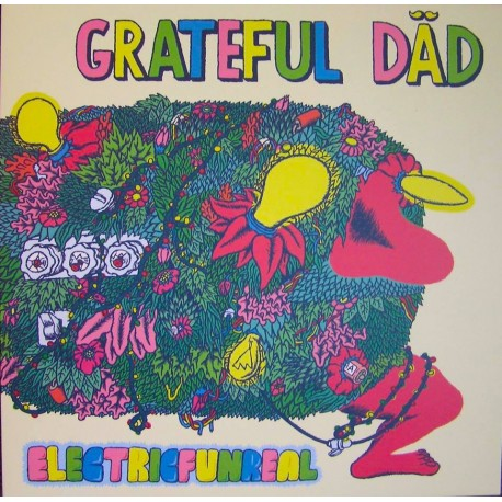 Grateful Däd: Electricfunreal (LP)