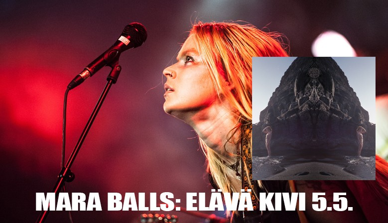 Mara Balls: Elävä kivi